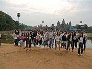 よーこと28人のカンボジアの旅