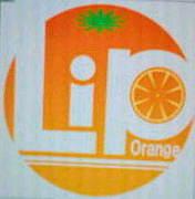 cafe & bar lip Orange