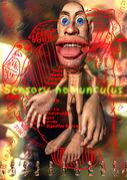 ホムンクルス −指と口−