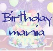 -+- Birthday Mania -+-