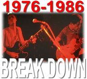 ブレイクダウン1976-1986