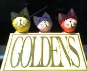 ★THE☆GOLDENS★