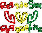 reggae sex♥reggae kiss