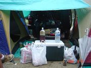 WAREZキャンプの会