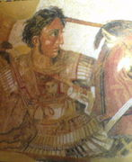 アレクサンダー大王とナポレオン