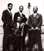 MJQ(The Modern Jazz Quartet)