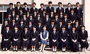 守山高校1985年卒2年6組塚田学級