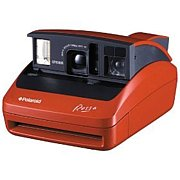 Polaroid One600 Rossa