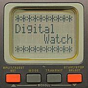 デジタルウォッチ