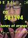 【honey of orange】