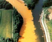 日本の七色の河川とか。