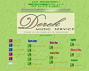 DEREK MUSIC SERVICE