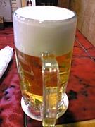 もっぱらビール!!