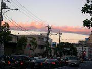 地震雲の世界