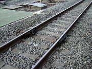 線路の連接音