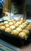 大阪のたこ焼き屋『かつらぎ』