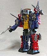 合体戦士 ブロックマン