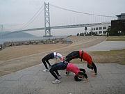 大阪城公園ぐるぐるランニング
