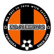 福岡フットサルクラブ Alegrias
