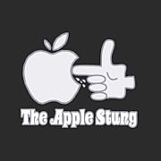 The Apple Stung