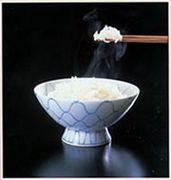 米粒、残しません。