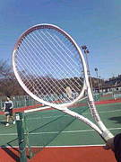 Let's enjoy tennis !!
