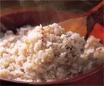 十三穀米が好き。