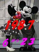 ★1987年6月23日生まれ☆