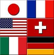 ●世界の国旗と国歌●