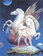 Pegasus &Unicorn