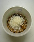 納豆+チーズ