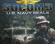 SOCOM3 クラン uXn