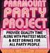 Paramount Party Project