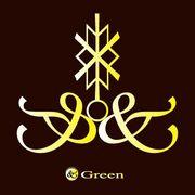 & Green