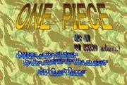 ONE PIECE   (ダンスイベント)