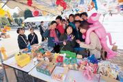 学園祭を創る人々