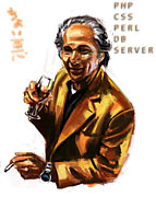 PHP/CSS/PERL/DB/SERVER