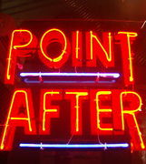 POINT AFTER