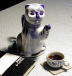 カフェ 本 音楽 コーヒー 猫