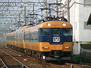近鉄特急で大和西大寺→奈良