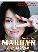 GBM - Garden Bar MARILYN