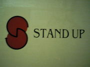 [STAND UP]