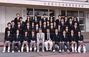 稲校24回☆2年2組森口学級