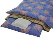 人の布団で寝るのが好きなんだ!