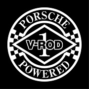 V-ROD Porsche Powered