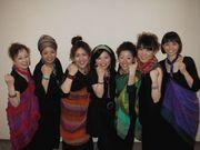 We are gospel choir Leona!