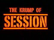 THE KRUMP OF SESSION