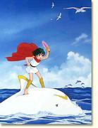 海の記念日☆7月20日