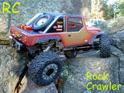 RC クロカン・Rock Crawler