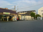 豊四季駅(東武野田線)